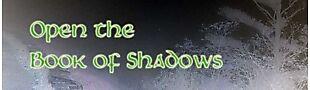 Open the Book of Shadows