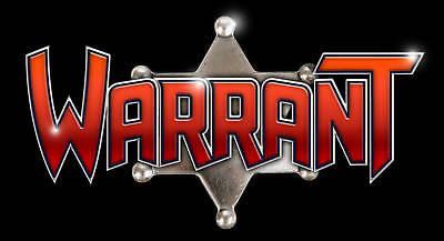 Warrant Official Merchandise