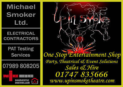 Up In Smoke Theatre Entertainment