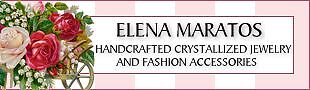 elena maratos crystal jewelry