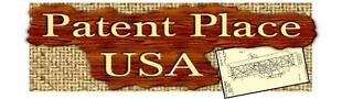 US PATENT PLACE VINTAGE ART PRINTS