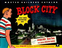 BLOCK CITY, BRICK TOWN & More: An Introduction