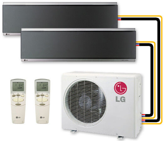 General information about air conditioners: Economy, efficiency rating, cooling power, unit types etc.