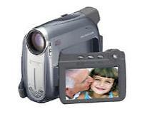 MiniDV Standard Definition Video Cameras