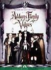 Addams Family Values (DVD, 2000, Sensormatic)