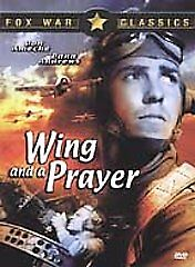 DVD-DON-AMECHE-DANA-ANDREWS-A-Wing-and-a-Prayer-2001
