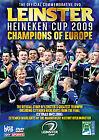 Heineken Cup 2009 - Leinster Champions Of Europe (DVD, 2009)