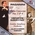 Violinkonzerte 1 & 4 von Lso,A. Gibson,Szeryng (2013)