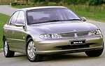 Holden Berlina (2001) 4D Sedan 4 SP Auto...