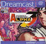 Jeux vidéo Street Fighter pour Sega Dreamcast