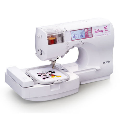 Brother SE40D Computerized Sewing Machine EBay Awesome Disney Sewing Machine