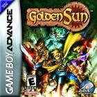 Golden Sun (Nintendo Game Boy Advance, 2002)