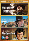 High Plains Drifter / Joe Kidd / The Beguiled (DVD, 2009)