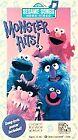 Sesame Street - Monster Hits (VHS, 1996)