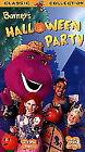 Barney - Barneys Halloween Party (VHS, 1998)