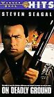 On Deadly Ground (VHS, 1999, Warner Bros. Hits)