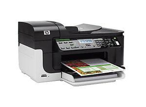 HP OfficeJet 6500 E709n Printer Scan Driver for PC