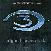 HALO 3 CD - ORIGINAL SOUNDTRACK [2 DISCS](2007) - NEW UNOPENED