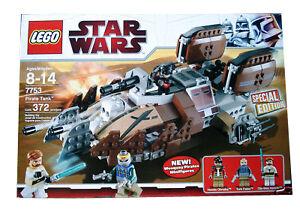 7753 NEU//OVP LEGO Star Wars Pirate Tank new//sealed