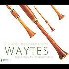 Waytes: English Music for a Renaissance Band ECD (CD, Jan-2010, Navona Records)