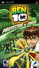 Ben 10: Protector of Earth (Sony PSP, 2007) - European Version