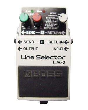boss ls2boss looper guitar effect pedal for sale online ebay. Black Bedroom Furniture Sets. Home Design Ideas