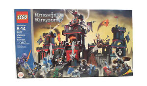 Lego Castle Knight's Kingdom ll 8877 Vladek's Dark Fortress Nuovo SEALED