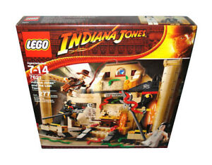 Buy LEGO Indiana Jones and the Lost Tomb (7621) online  0e1db039366
