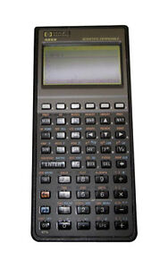 HP 48SX Scientific Calculator