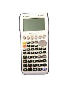 Dettagli su casio fx 9750gii graphing calculator