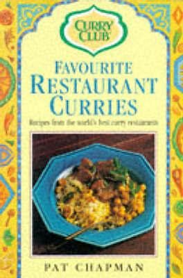 Very Good, Curry Club Favourite Restaur, Chapman, Pat, Book