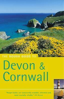 """""""AS NEW"""" Andrews, Robert, The Rough Guide to Devon and Cornwall (Rough Guide Tra"""