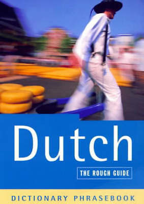 The Rough Guide to Dutch (A Dictionary Phrasebook), Lexus, Very Good Book