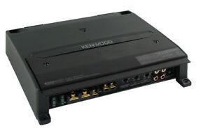 Kenwood KAC-8105D 1-Channel Car Amp