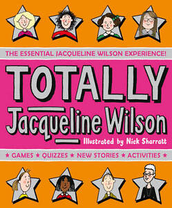 Totally-Jacqueline-Wilson-Wilson-Jacqueline-Good-0552559687
