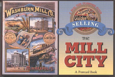 Selling the Mill City by Lee Radzak (Postcard book or pack, 2003)