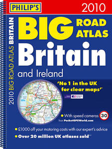 Good-Philip-039-s-Big-Road-Atlas-Britain-and-Ireland-2010-Spiral-A3-Road-Atlases