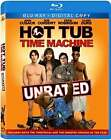 Hot Tub Time Machine (Blu-ray Disc, 2010, 2-Disc Set, Unrated; Includes Digital Copy)
