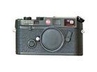 Leica M6 Classic 35mm Rangefinder Film Camera Body Only - Black