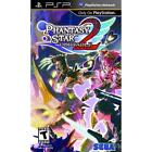 Phantasy Star Portable 2 SEGA Video Games