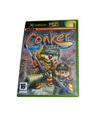 Conker: Live & Reloaded Microsoft Xbox PAL Video Games