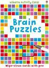 Brain Puzzles by Sarah Khan (Cards, 2011)