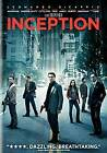Inception (DVD, 2010, Canadian)