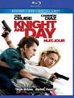 Knight and Day (Blu-ray/DVD, 2010, 3-Disc Set, Canadian; Includes Digital Copy)