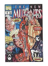 Resultado de imagem para new mutants 98