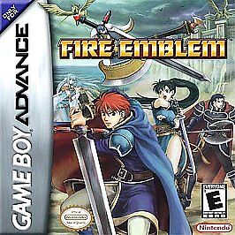 fire emblem nintendo game boy advance 2003 ebay