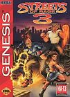Streets of Rage 3 (Sega Genesis, 1994)