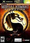 Mortal Kombat: Deception (Microsoft Xbox, 2004) - European Version