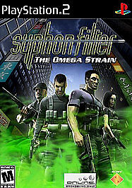 Syphon-Filter-The-Omega-Strain-USED-SEALED-Sony-PlayStation-2-2004