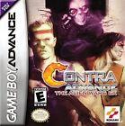 Contra Advance: The Alien Wars EX (Nintendo Game Boy Advance, 2002)